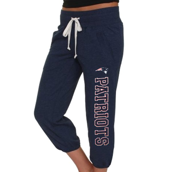 Ladies Flashback Pants-Navy