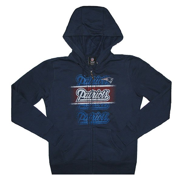Ladies VF Football Classic IV Hood-Navy