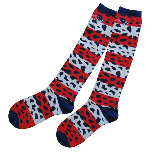 Ladies Giraffe Knee High Sock