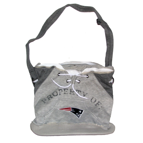 Ladies Patriots Hoodie Duffel Bag