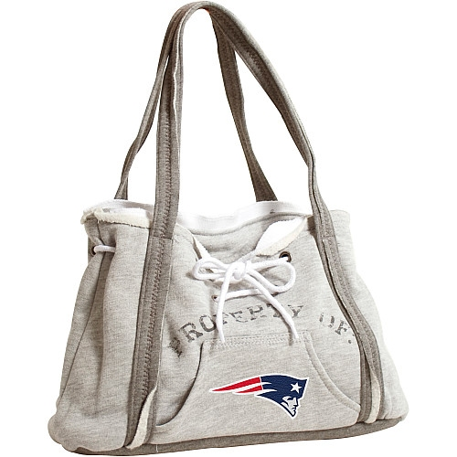 Ladies Patriots Hoodie Purse