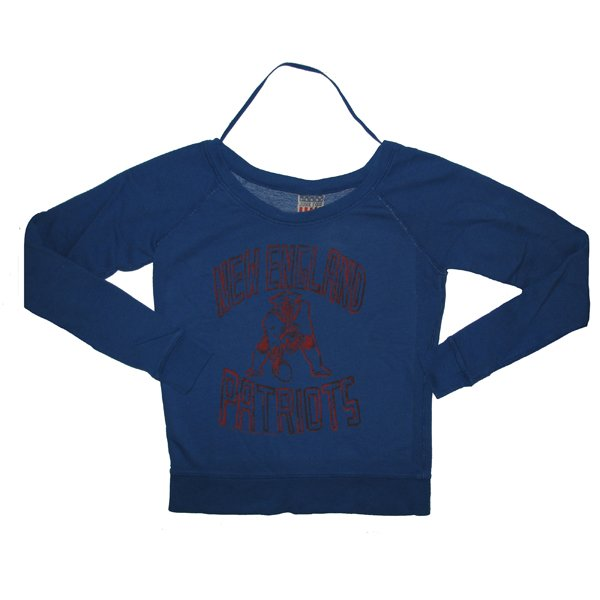 Ladies Junk Food Off Shoulder Fleece