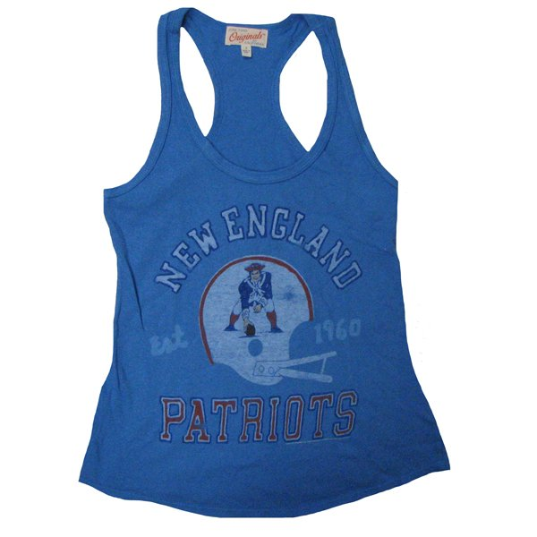 Ladies Throwback Racerback Tank