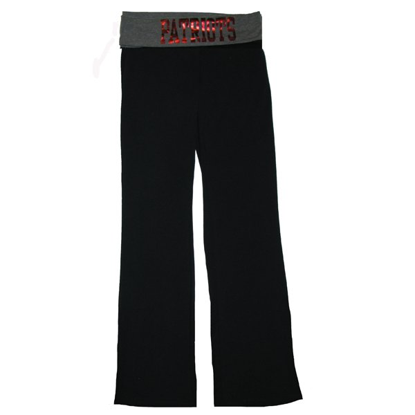 Jr Ladies Yoga Pants-Navy