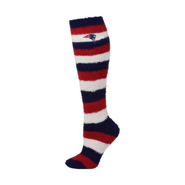 Ladies Knee High Pro Stripe Sleep Soft Sock