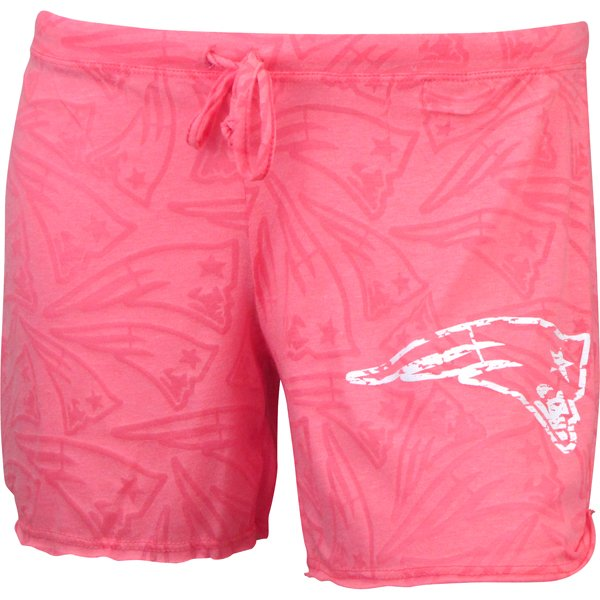 Ladies Neon Shorts-Pink