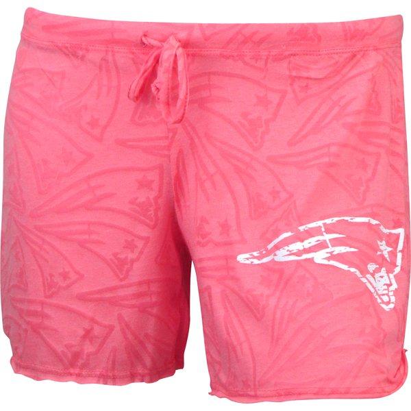 Ladies Neon Shorts-Pink