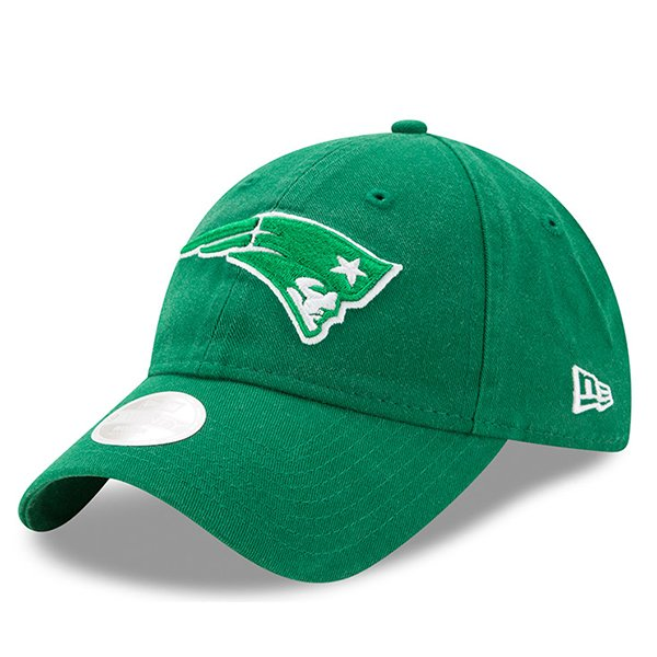 Ladies New Era STP 9Twenty CapGreen