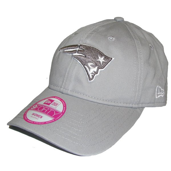 Ladies New Era Ess 9Forty Storm Gray