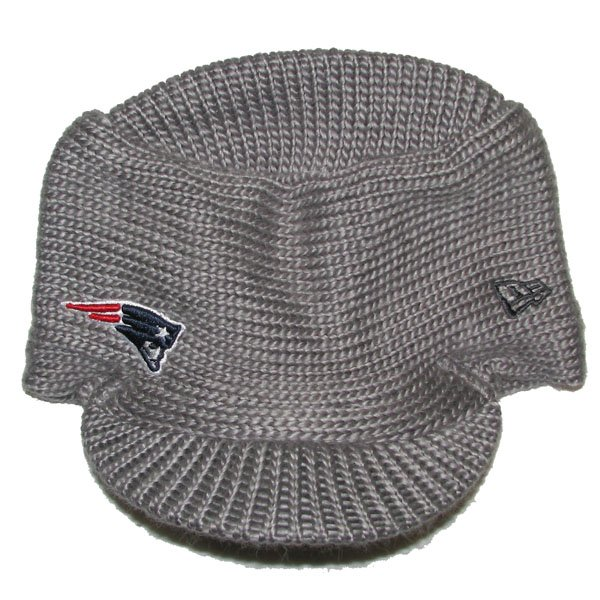 Ladies New Era Snow Sergeant Visor Knit