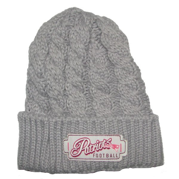 Ladies New Era Winter Weave-Gray
