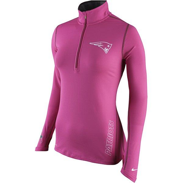 Ladies Nike BCA Element Top-Pink