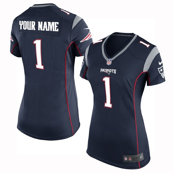 Ladies Nike Customized Game Jerseys