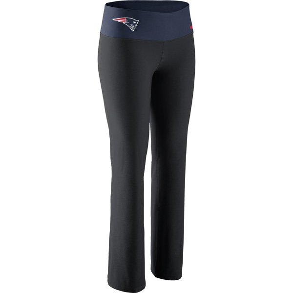 Ladies Nike DriFit Victory Pant-Black