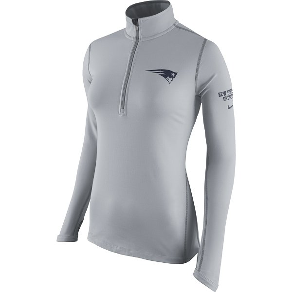 Ladies Nike Element Top-Gray