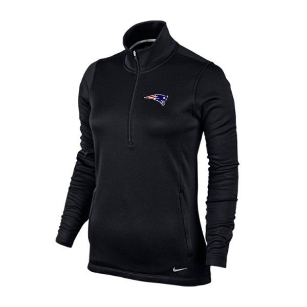 Ladies Nike Therma-Fit Top-Black