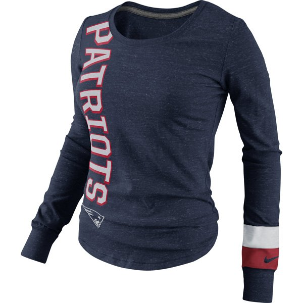 Ladies Nike Go Long Long Sleeve Top