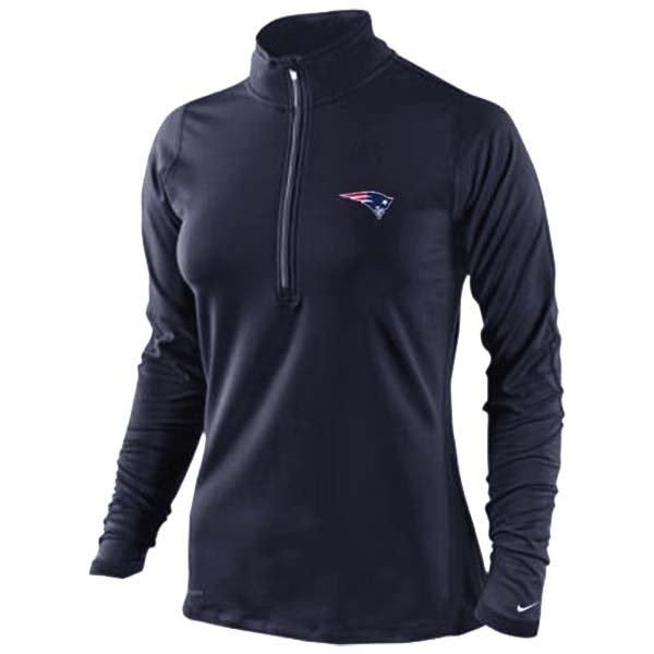 Ladies Nike Tour Performance Top-Navy