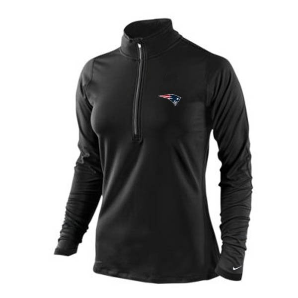 Ladies Nike Tour Performance Top-Black