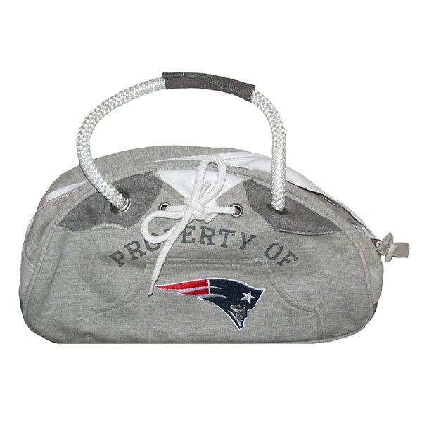 Patriots Hoodie Bowler-Gray