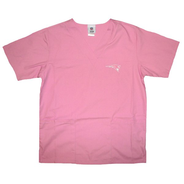 Ladies Scrubs Top-Pink