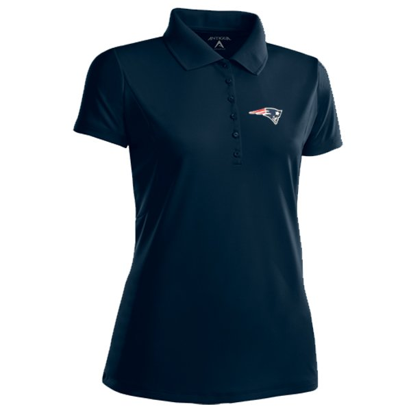 Ladies Pique XtraLite Polo-Navy