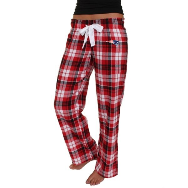 Ladies Reign Flannel Pant-Red