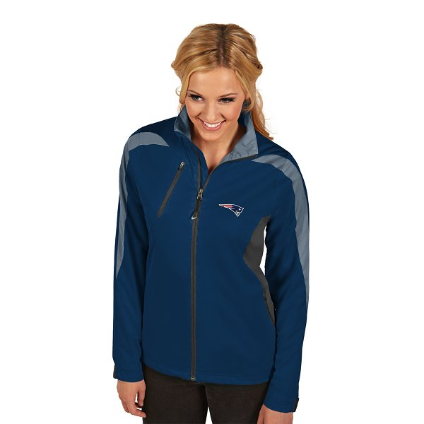 Ladies Rendition Lightweight Jacket-Navy