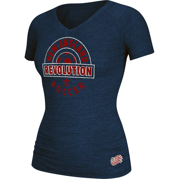 Ladies Revolution Backup V-Neck Tee