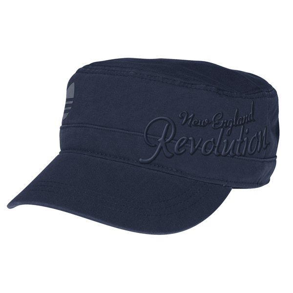 Ladies Revolution Military Cap-Navy