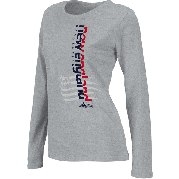 Ladies Revolution Split Decision Long Sleeve Tee