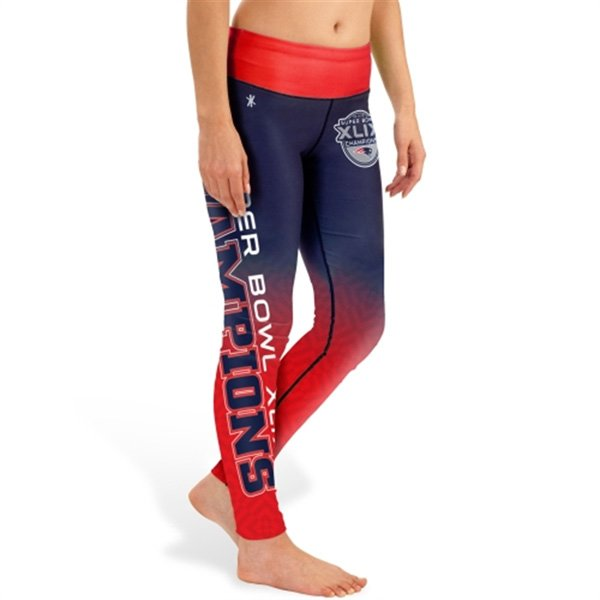 Ladies Super Bowl XLIX Champions Leggings