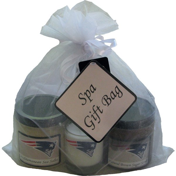 Ladies Patriots Spa Gift Set