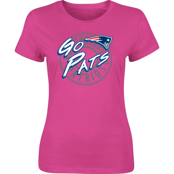 Ladies VF Pink Theory Tee-Pink
