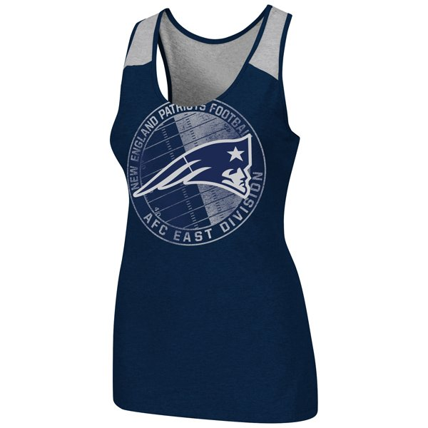 Ladies VF Playtime Tank VI-Navy