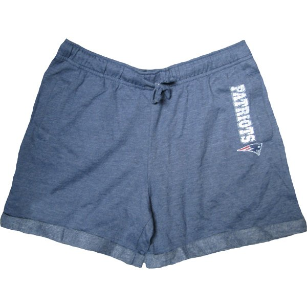 Ladies VF Tie Shorts-Navy