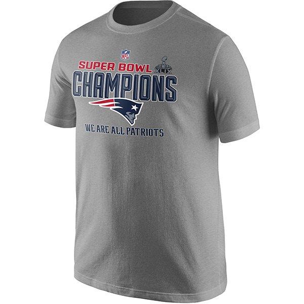 Big/Tall Super Bowl XLIX Champions Lockerroom Tee