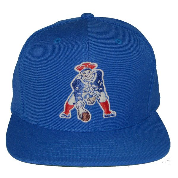 Mitchell and Ness Throwback Snap Cap-Royal