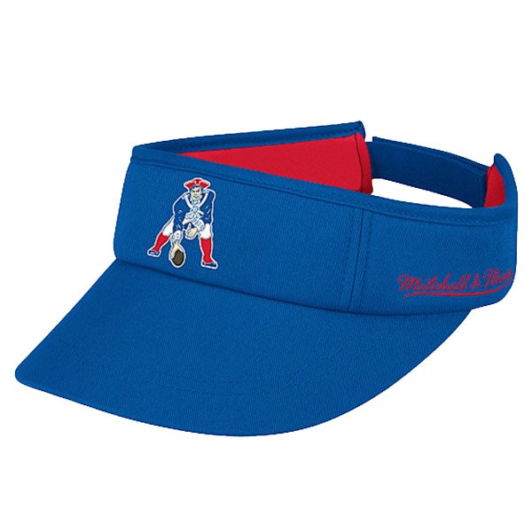 M+N Throwback Foam Visor-Royal