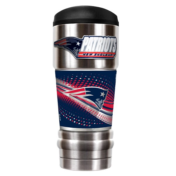 18oz MVP Steel Travel Mug
