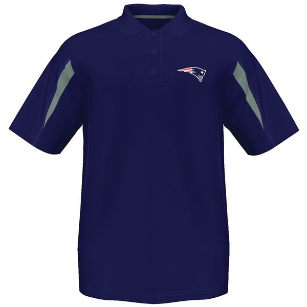 Majestic Field Classic Polo-Navy