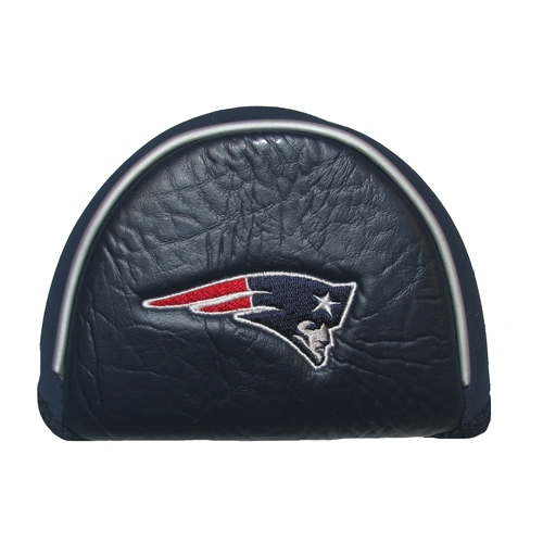 Patriots Mallet Putter Cover