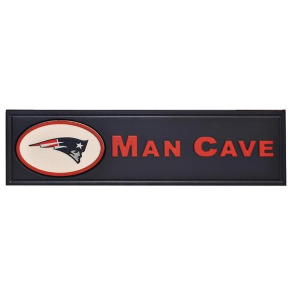 Patriots Man Cave Sign