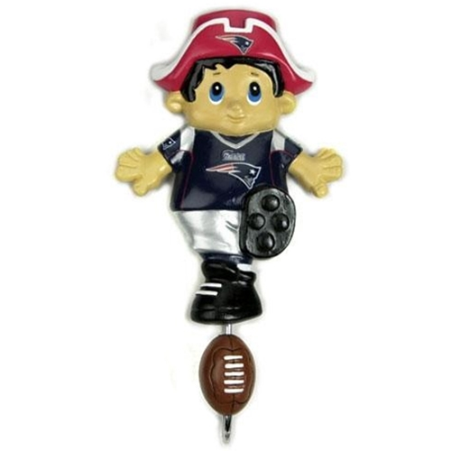 Patriots Mascot Wall Hook