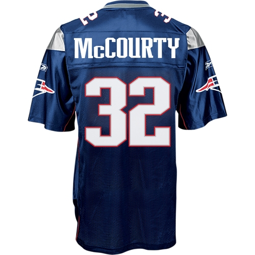 Devin McCourty Equipment Replica Jersey-Navy