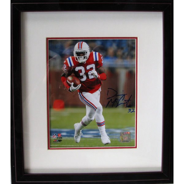 Devin McCourty Autographed Framed Photo