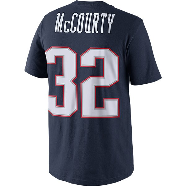 Nike McCourty Name and Number Tee