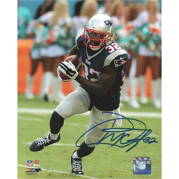 Autographed McCourty 8x10 Photo