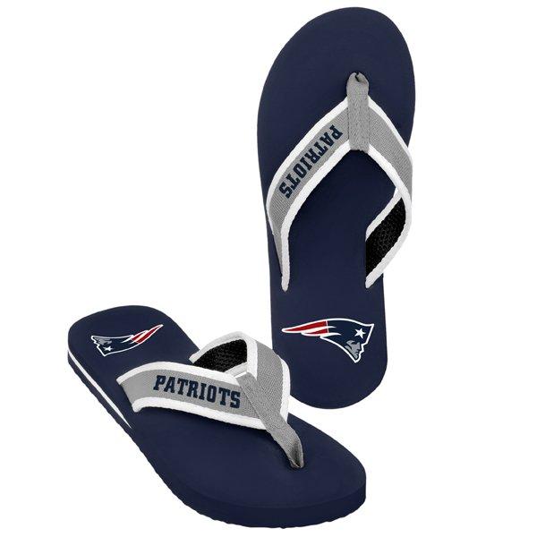 Patriots Contour Team Flip Flop