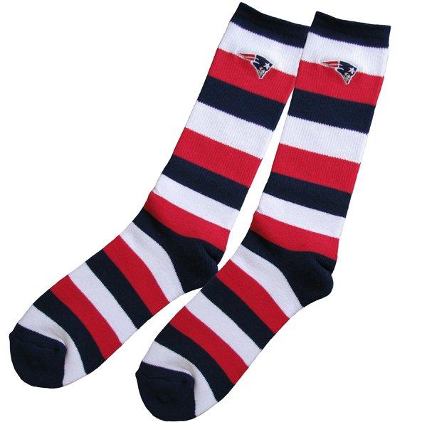 Mens Pro Stripe Crew Socks